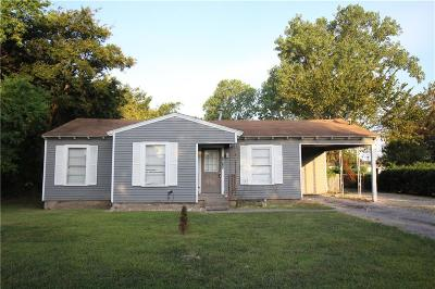 Balch Springs Single Family Home For Sale: 2619 Sheilah Drive