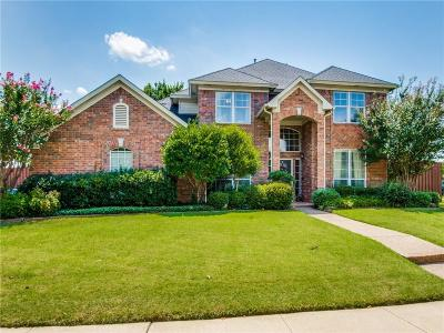Flower Mound Single Family Home For Sale: 3209 Springwood Road