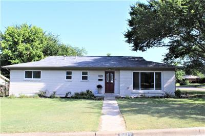 Fort Worth Single Family Home Active Kick Out: 8417 Palo Duro Court