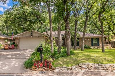Grapevine TX Single Family Home For Sale: $299,900