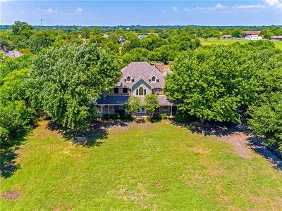 Collin County Single Family Home For Sale: 1520 Holyoak Lane