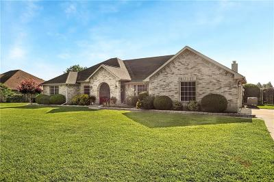 Fort Worth Single Family Home Active Option Contract: 10253 W Rancho Diego Lane