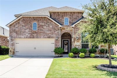Little Elm Single Family Home For Sale: 2664 Costa Mesa Drive