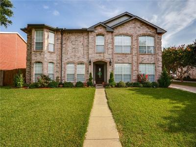 Wylie Single Family Home Active Option Contract: 1618 Lincoln Drive