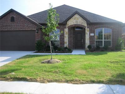 Forney Single Family Home For Sale: 272 Painted Trail