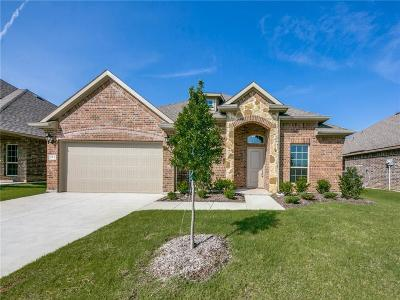 Forney Single Family Home For Sale: 273 Giddings Trail