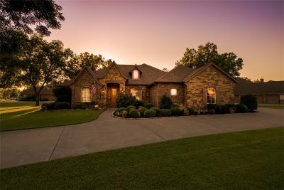 Granbury Single Family Home Active Option Contract: 6402 Inverness Road