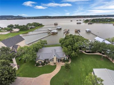 Possum Kingdom Lake Single Family Home For Sale: 1003 Fire Wheel