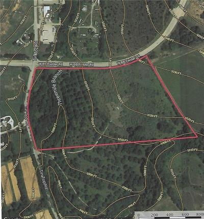 Parker County Farm & Ranch For Sale: 2441 Tin Top Road