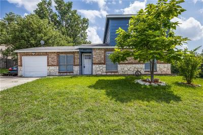 Garland Single Family Home For Sale: 1402 High Meadow Drive