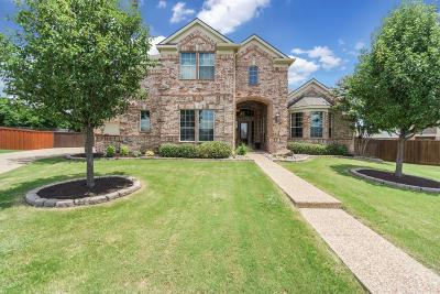 Prosper Single Family Home For Sale: 1751 Springlake Drive