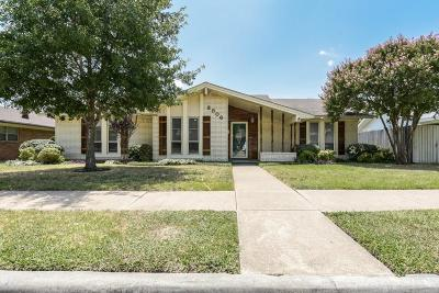 Garland Single Family Home For Sale: 3806 Windsor Drive