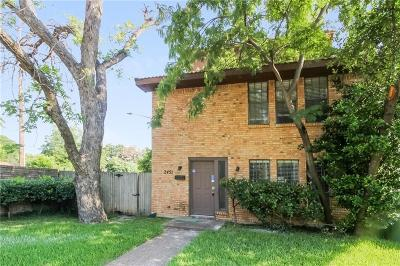 Arlington Townhouse For Sale: 2451 N Graham Drive