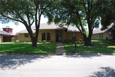 Terrell Single Family Home For Sale: 414 Laurel Trail N