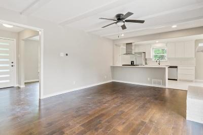 Single Family Home For Sale: 6950 Winchester Street