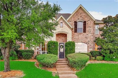 Flower Mound Single Family Home For Sale: 3117 Clearpoint Drive