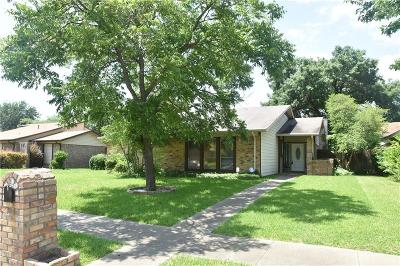 Garland Single Family Home For Sale: 2221 Pueblo Drive