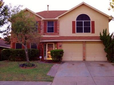 Cedar Hill Single Family Home Active Option Contract: 208 Chamblin Drive
