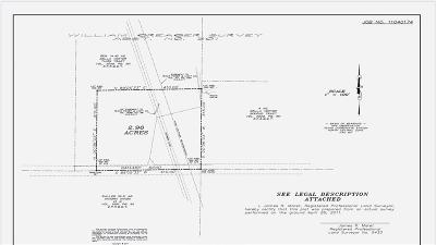 Grayson County Residential Lots & Land For Sale: Tbd Ballard Road