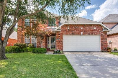 Flower Mound Single Family Home Active Option Contract: 1005 Sanmar Drive
