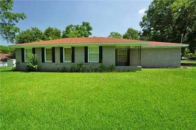 Grand Saline Single Family Home For Sale: 440 N Collier Street