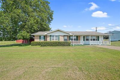 Canton TX Single Family Home For Sale: $184,900