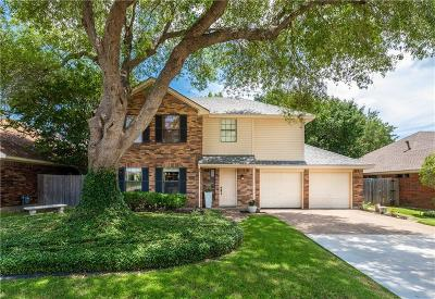 Mesquite Single Family Home For Sale: 904 Bridgewater Lane