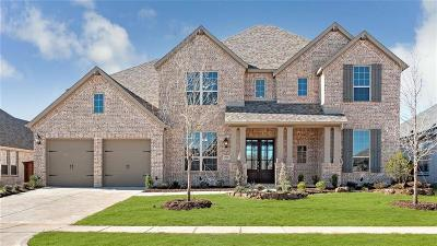 McKinney Single Family Home For Sale: 7909 Three Forks Trail Trail