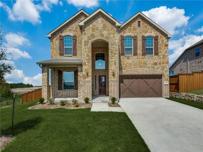 Lewisville Single Family Home For Sale: 1429 Prairie Lake Court