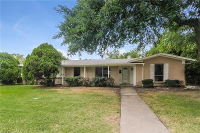 Farmers Branch Single Family Home For Sale: 3407 Mapledale Drive