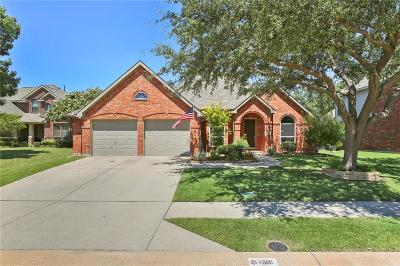 McKinney Single Family Home Active Option Contract: 2600 Blue Jay Court