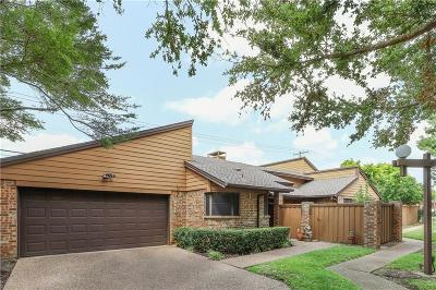 Farmers Branch Single Family Home Active Contingent: 3315 Water Oak Court