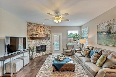McKinney Single Family Home Active Option Contract: 6513 Charles Trail