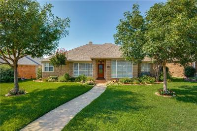 Carrollton Single Family Home For Sale: 1309 Red Maple Drive