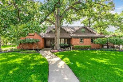 North Richland Hills Single Family Home For Sale: 5101 Jennings Drive