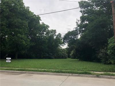 Dallas Residential Lots & Land For Sale: 2739 Fordham Road
