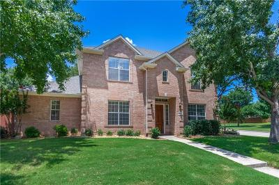 Flower Mound Single Family Home For Sale: 3000 Woodberry Drive