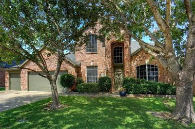 Fort Worth Single Family Home For Sale: 12128 Copper Creek Drive