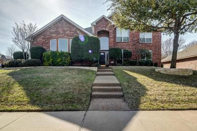 Flower Mound Residential Lease For Lease: 2301 Hickory Leaf Lane