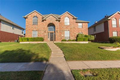 Plano Residential Lease For Lease: 9401 Daystar Drive
