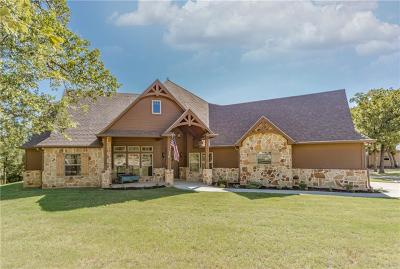 Archer County, Baylor County, Clay County, Jack County, Throckmorton County, Wichita County, Wise County Single Family Home For Sale: 514 County Road 1111