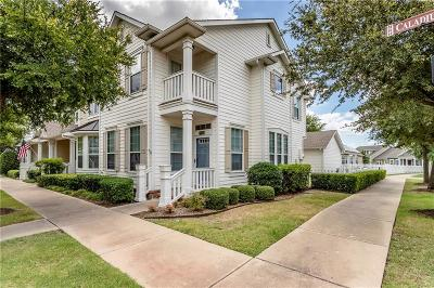North Richland Hills Townhouse For Sale: 8024 Caladium Drive