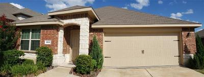 Forney Single Family Home For Sale: 1011 Morris Ranch Court
