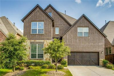 Allen Single Family Home For Sale: 1853 Wood Duck Lane