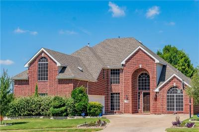 Allen Single Family Home For Sale: 716 Baldwin Court