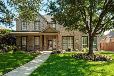 Keller Single Family Home For Sale: 2809 Countryside Trail