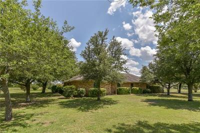 Waxahachie Single Family Home For Sale: 262 Robnett Road