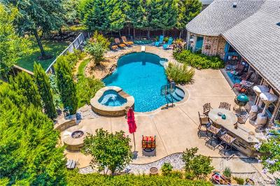 McKinney Single Family Home For Sale: 800 Glendevon Drive
