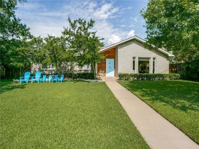 Richardson Single Family Home For Sale: 502 Shadywood Lane
