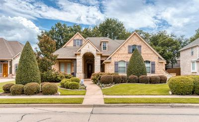Flower Mound Single Family Home For Sale: 4111 Mustang Trail
